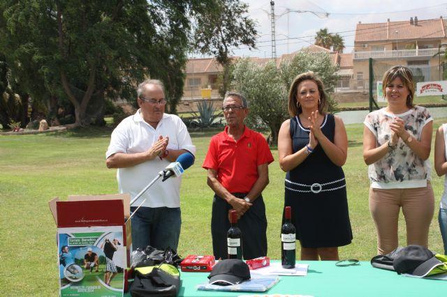 Celebrado con éxito el torneo de golf a beneficio de Daniel Soto, un niño que sufre la enfermedad de Lyme - 1, Foto 1