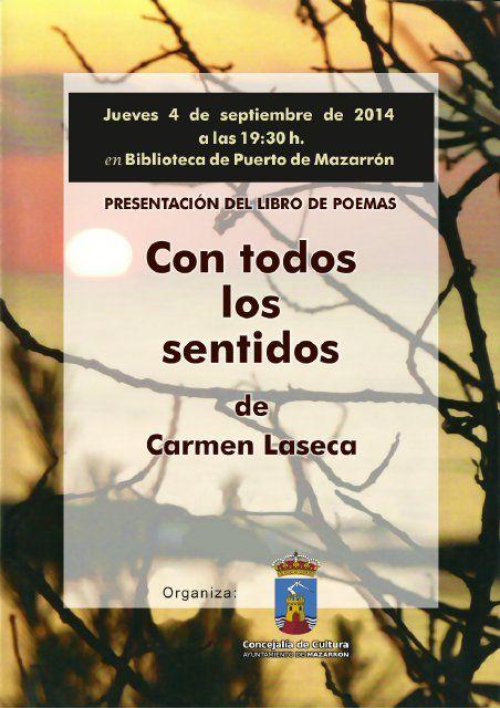 Carmen Laseca y Magdalena Vivancos presentan dos obras literarias - 1, Foto 1