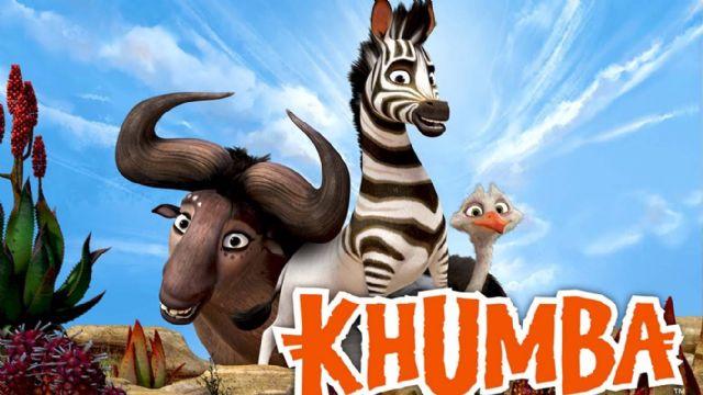 El cine de verano finaliza con la proyecci�n de la pel�cula infantil Khumba, la cebra sin rayas, Foto 1