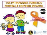 El patinaje de Las Torres de Cotillas se vuelca contra la leucemia infantil