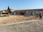 IU-Verdes San Javier denuncia la construcción de pistas deportivas sobre la Vereda de Vinco