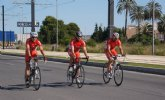 Tres ciclistas del CC Santa Eulalia Security-Bike Planet disputarán los Campeonatos de España de Ciclismo en Ruta