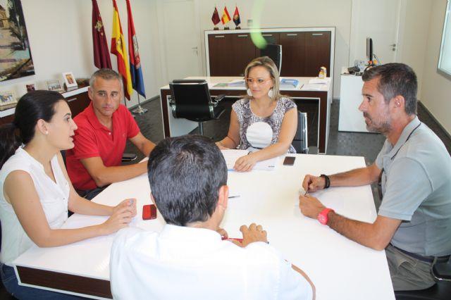 La alcaldesa de Torre-Pacheco, Fina Marín Otón, reitera su apoyo incondicional a IFEPA como Palacio de Ferias y Exposiciones de la Región de Murcia - 1, Foto 1