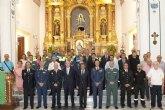 La Policía Local de San Javier celebró el pasado miércoles el día de su patrón, San Gregorio Magno