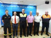 Más de 450 personas y 100 vehículos integran el Dispositivo Especial de Seguridad durante las Fiestas Patronales de Molina de Segura 2014