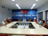 El PSOE apuesta por cerrar el vertedero de Abanilla y construir una nueva planta más segura
