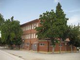 Todo preparado para el inicio del nuevo curso escolar en Alcantarilla