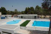 La piscina municipal de Alguazas registra este verano un récord de usuarios