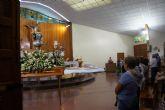 La Virgen de la Salceda, patrona torreña, vuelve a su Ermita tras las fiestas