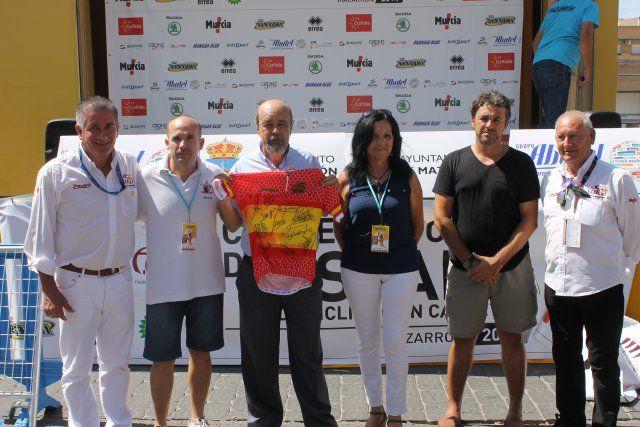 Los Campeonatos de España Ciclismo terminan de forma exitosa en Mazarrón - 1, Foto 1
