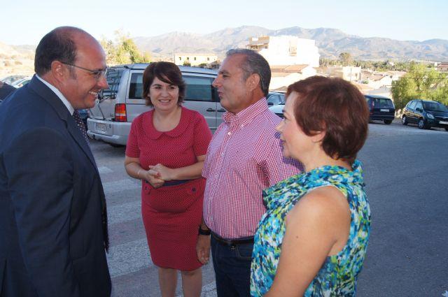 El Consejero de Educaci�n y la Alcaldesa visitan el Colegio de San Jos�, Foto 3