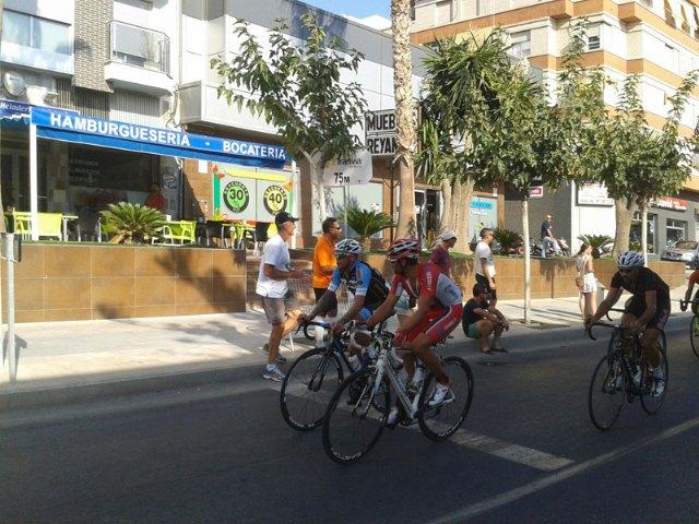 Los ciclistas del CC Santa Eulalia, muy combativos en los Campeonatos de España Master de Ciclismo en Ruta, Foto 4