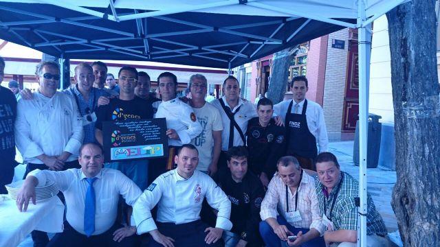 El IV Concurso de Cortador de Jam�n Rub�n Arroba solidario con las Enfermedades Raras, Foto 1
