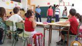 Puerto Lumbreras inicia el curso escolar con su primer centro adaptado a la enseñanza bilingüe y mejoras en todos los colegios