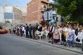 Misa solemne a la Virgen de la Salud en el mismo lugar en el que fue proclamada Patrona de Archena hace 75 años