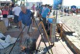 Pescadores de San Pedro muestran la elaboración tradicional del caldero en la campaña PescaSos
