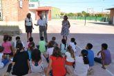 Los niños pinatarenses regresan a las aulas