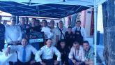 El IV Concurso de Cortador de Jamón Rubén Arroba solidario con las Enfermedades Raras