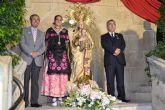 La Alcaldesa de Archena iniciará el expediente para nombrar a la Patrona la Virgen de la Salud 'Alcaldesa Perpetua' de la villa