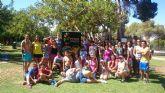 Muy buena acogida en la jornada de multiaventura de Cartagena