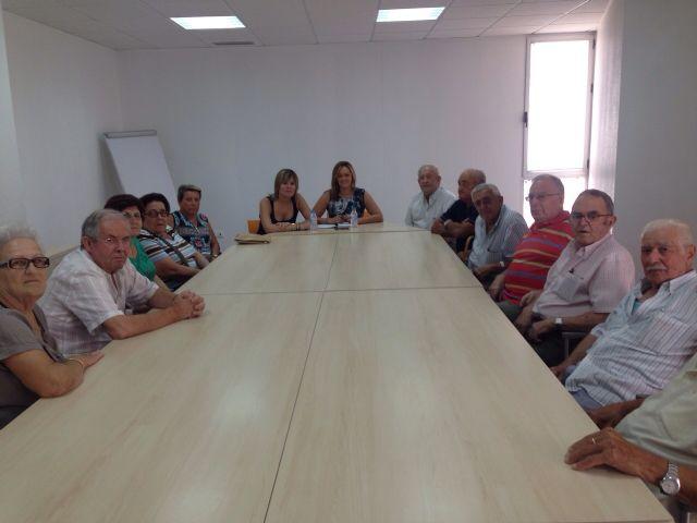 La alcaldesa de Torre-Pacheco, Fina Marín Otón, se reunirá con todos los colectivos del municipio para conocer sus inquietudes - 1, Foto 1