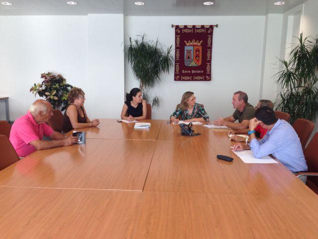 La alcaldesa de Torre-Pacheco, Fina Marín Otón, se reunirá con todos los colectivos del municipio para conocer sus inquietudes - 2, Foto 2