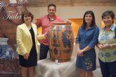 Lorca acoge durante el mes de septiembre la exposición Egipto, arte y cultura del alfarero totanero Francisco Javier Tudela