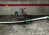 La Guardia Civil detiene en Totana a un joven delincuente dedicado a cometer robos en viviendas