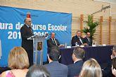 La Unión acoge el acto institucional de apertura a nivel regional del curso escolar 2014-2015