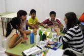 Vuelven los talleres de ocio educativo al barrio del Carmen de Las Torres de Cotillas