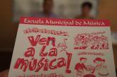 La Escuela de Música acogerá a más de 350 alumnos durante el curso 2014-2015