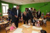 Inaugurado el nuevo Colegio Público Rey Juan Carlos I