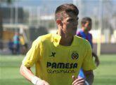 El futbolista pachequero, Adrian Marín, convocado como titular con el Villarreal CF