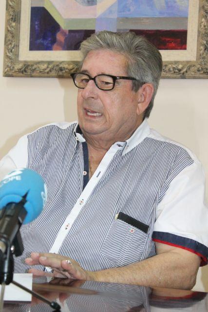 Pepe Fuertes, pregonero de las Fiestas Patronales 2014, Foto 1