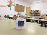 Denuncian que las altas temperaturas impiden el normal desarrollo de la actividad lectiva en los centros escolares