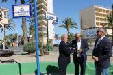 Inaugurada la calle en homenaje al Almirante Antonio Moreno Barber�