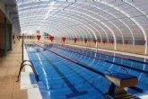 La nueva cubierta de la piscina del Centro de Alto Rendimiento permitirá recibir a triatletas internacionales