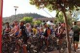 250 bikers participan en el VIII memorial mtb Domingo Pelegrin
