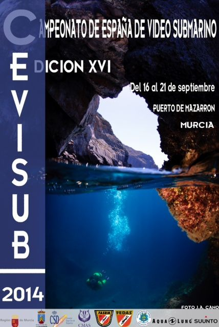 Mazarrón acoge esta semana los XXVI Campeonatos de España de Fotografía y Vídeo Submarino - 1, Foto 1
