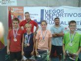 8 representantes del Club Totana TM participaron en el Open Ciudad de Lorca