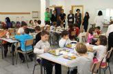 Comienza el servicio de comedor en todos los colegios y guarderías de Puerto Lumbreras con asesoramiento nutricional este curso 2014/15
