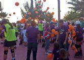 La ruta solidaria de patinaje torreña contra la leucemia infantil recauda cerca de 500 euros