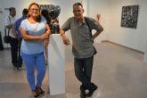 Ginés Vicente Fernández expone 'Exobiología y robótica' en la Casa de la Cultura
