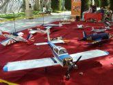 36 participantes demuestran su excelencia en el vuelo con el Aeromodelismo de los Juegos Deportivos del Guadalentín