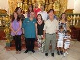 La Hdad. de La Negación celebró el pasado domingo el día de la Exaltación de La Cruz