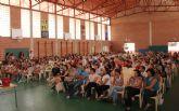 Acto de Apertura de curso en el IES Rambla de Nogalte de Puerto Lumbreras