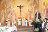 Emotiva procesión en honor a la Virgen de los Dolores 2014