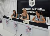 La diseñadora torreña Ana Belén Galián hará su primer 'showroom' en el municipio