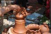 El mercadillo artesano se celebra este domingo, 21 de septiembre, en las inmediaciones del santuario de Santa Eulalia