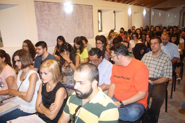 Inaugurado el curso sobre tratamiento psicosocial de las adicciones en Casa Valderas - 2, Foto 2